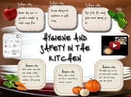 Kitchen Hygiene Rules Hygiene And Safety Rules In The Kitchen Text Images Music Video