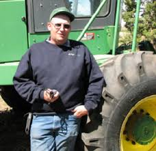 Dustin Franklin: Joint pain didn't mean the end of farming