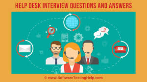 Interview Questions For Help Desk Top 20 Most Common Help Desk Interview Questions Answers