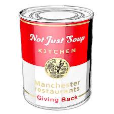 Not Just Kitchen Not Just Soup Kitchen Manchester Restaurants Giving Back