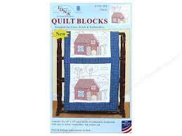 Jack Dempsey Quilt Block 18