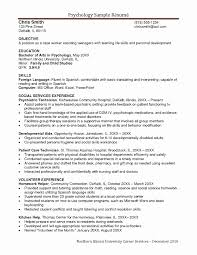 Free Resume Database Unique Transplant social Worker Sample Resume Resume Sample 55