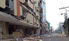 Als erdbeben werden messbare erschütterungen der erde bezeichnet. Erdbeben Der Starke 7 7 In Ecuador Eskp
