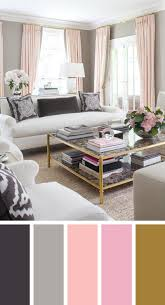 home color schemes interior. 1. Pretty With Pink Home Color Schemes Interior M
