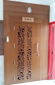 wooden door design. Solid Wooden Door Design