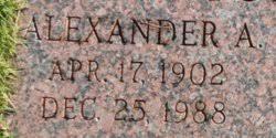 """Alexander A """"Alex"""" Luchini (1902-1988) - Find A Grave Memorial"""