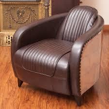 leather and metal chair. Leather And Metal Chair I