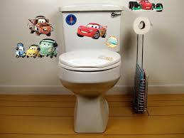 disney cars themed bathroom accessories set