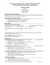 Treasurer, grant college student government. Resume For Undergraduate College Student Template Job Examples Hudsonradc