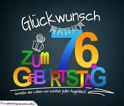 Sprüche Zum 76 Geburtstag Karte Mit Schönem Spruch Zum Nachdenken