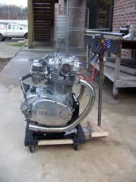 blog hughs hand built another rephased engine for an xs650 com member