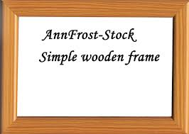 simple wood picture frames. Simple Photo Frames Online Editor Picture Diy Frame Crafts Wooden By Annfrost Stock Wood