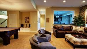 Innovative Ideas For Finished Basement - Finish basement ideas