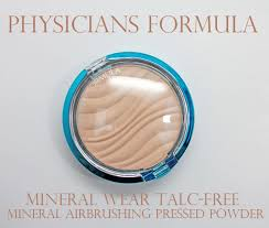 Physicians Formula Mineral Wear Talc Free Mineral
