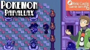 Thundaga Plays: Pokémon Parallax - PART 2 FINALE (Relic Castle Game Jam 6)  - YouTube