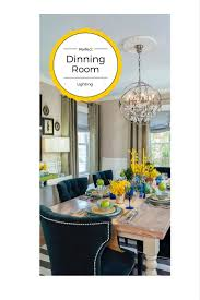 how to choose the best size chandelier for your dining room