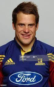 Sam Harding, Highlanders, Super 12 Headshots 2004. News Photo - Getty Images