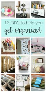 diy office projects. Home Organization Crafts And Projects. These Clever Budget DIY Ideas Will Help You Stay Organized From The Bedroom, To Kitchen Office Beyond! Diy Projects T