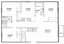 4 bedroom floor plan. Brilliant Floor 443 Harrison St  4 Bedroom Floor Plan With O