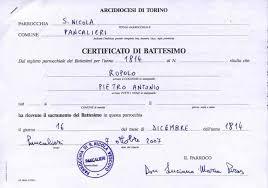 Certificado De Bautismo Template Modelo De Certificado De Bautismo Imagui