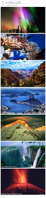 best wonders of nature ideas natural wonders  the 7 natural wonders of the world i ve only seen the grand canyon