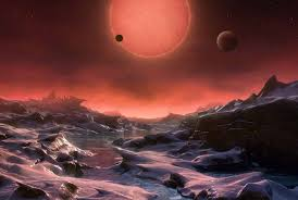 First Earth Like Planetary System Found In Solar