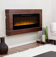 wall mounted electric fireplace ideas