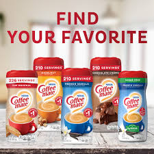 Browse coffee mate creamer on sale, by desired features, or by customer ratings. Nestle Coffee Mate Original Powdered Coffee Creamer 35 3 Oz Walmart Com Walmart Com