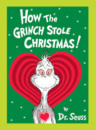 how the grinch stole christmas book cover. Perfect Christmas How The Grinch Stole Christmas Grow Your Heart Edition By Dr Seuss On The Christmas Book Cover T