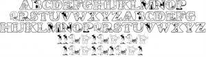かわいい無料フォントまとめ 無料で素敵なペーパーアイテムをdiy