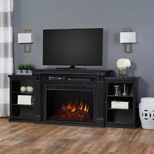 real flame 8720e dsw tracey grand entertainment with electric fireplace large distressed white n2