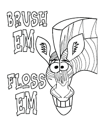 brushing teeth coloring pages brushing teeth coloring page dentist pages preschool dental for toddlers sheets to