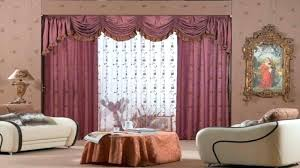 Living Room Curtain Design Custom Excellent Awesome Inspiration Ideas Curtain Rods For Corner Windows