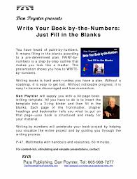 Free Book Writing Templates For Word Free Book Writing Templates For Word Complete Guide Example 14
