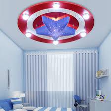 kid room lighting.  lighting kidu0027s room lighting captain america ceiling lights child bedroom cartoon  6led3wu002624led03w in kid n
