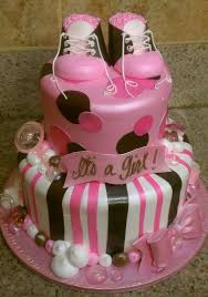 Girl Baby Shower Cakes Ideas Omega Centerorg Ideas For Baby