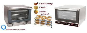 with the wisco 620 convection oven you can cook all of your favorite foods to perfection constantly circulating air ensures that your food is always