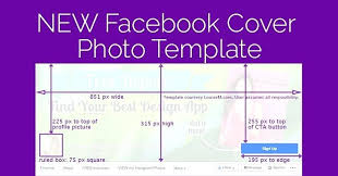 cover photo template yes it changed again facebook business page header