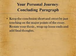 the hero s journey joseph campbel l the hero s journey joseph  your personal journey concluding paragraph keep the conclusion short and sweet by just touching on