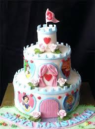 Disney Princess Cake Images Princesses Cakes Wallpaper And