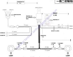 whole led light bar wiring harness switch one wire work led light bar wiring harness switch one wire work two lamps