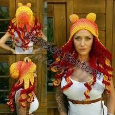 Crochet Octopus Hat Pattern Custom FREE Pattern Octopus Hat Builds Pinterest Free Pattern