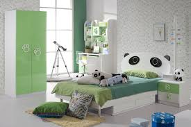 Bedroom:Childrens Bedroom Wiith Blue Furniture And Orange Wall Paint Color  Ideas Cute Modern Luxury