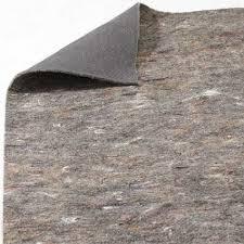 carpet underlay prices. premier plush underlay rug w carpet fibers (2 ft. x 8 ft.) prices l
