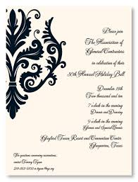 Formal Business Invitation Formal Business Invitation Templates 12 Night Club Nyc Guide