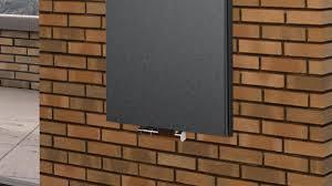 Badheizkörper Design Mirror Steel 5 120 X 47 Cm 1458 Watt