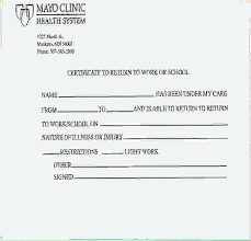 Hospital Note For Work Print Fake Doctors Note Free Florida Hospital Template Jeopardy