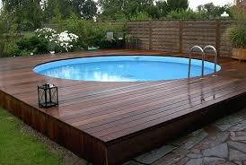 diy above ground swimming pool above ground pool decks deck plans above ground swimming pools
