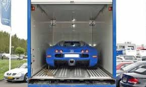 This veyron in particular is the first car ever to go over 400 km/h on a public highway! Buy A Bugatti Veyron And Get A Mercedes Atego Transport Truck Absolutely Free Luxurylaunches