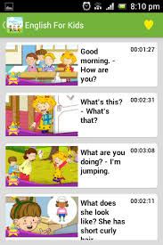 english conversation for kids android apps on google play english conversation for kids screenshot